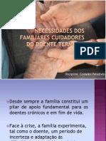 Necessidades Dos Familiares Cuidadores de Doentes Terminais