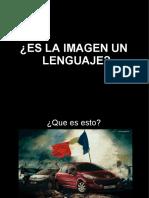 El lenguaje de la imagen