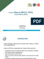 UNFCCC- COP16 and IUCN- Saadullah Ayaz