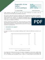 8702 Exemple de Diagnostic Dune Simulation Deformations Dun Portique Ensps