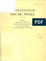 1956. Discours de M. Perelman