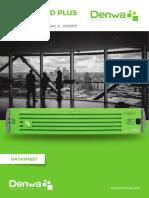 Datasheet Denwa Advanced Plus Custom