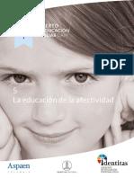 La Educación de La Afectividad