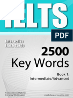 IELTS Interactive Flash Cards - 2500 Key Words. a Powerful Method to Learn the Vocabulary You Need