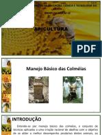 Apicultura 09 - Manejo Básico Das Colméias