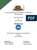 bhavya reliance jio.docx