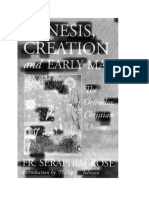 Genesis, Creation and Early Man the Orthodox Christian Vision