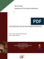 Analisis de fallos parques eolicos