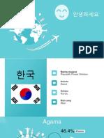 ppt korea