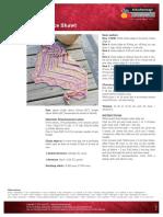 Schachenmayr Free Pattern S9043 9043 Dreieck Tuch US