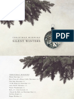 Silent Winters - Christmas Morning [Album Booklet]