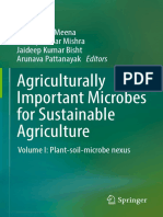 Agriculturally Important Microbes for Su