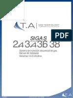 - Instalador SIGAS Manual