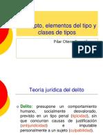 Concepto, Elementos Del Tipo y Clases de - Copia