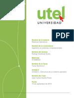 Utel-Sistemas Operativos-Tarea semana 1
