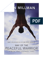 [2006] Way of the Peaceful Warrior by Dan Millman | A Book That Changes Lives | HJ Kramer