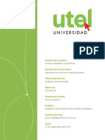 Utel - Sistemas digitales y periféricos-Tarea semana 1