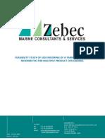 FSO-Tanker Side Mooring Feasibility
