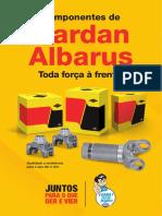 Albarus Catalogo Cardan 2019