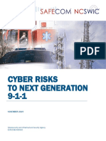 Safecom-ncswic Cyber Risks to Ng911 11.13.19 - Final 508c