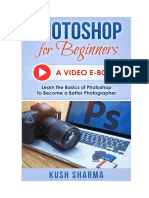 Photoshop for Beginners a Video E Book Learn the Basics of Photoshop to Become a Better Photographer8