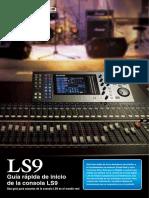 Ls9 Quick Start Guide Es