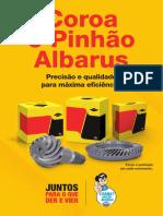 Albarus Catalogo Coroa e Pinhão 2019