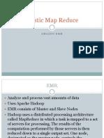 9.Elastic MapReduce Redshift