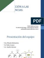 Introducción e historia de Neuropsicología