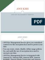 11.AWS Key Management Service