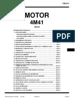 11B Manual MMC 4m41