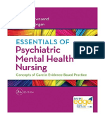 [2016] Essentials of Psychiatric Mental Health Nursing by Mary C. Townsend DSN  PMHCNS-BC | Concepts of Care in Evidence-Based Practice | F.A. Davis Company