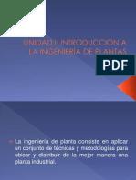 UNIDAD I - INTRODUCCION INGENIERIA DE PLANTAS.pdf