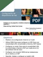 CCNA-Disc-2-Capítulo 5_Configuración de Dispositivos de Red