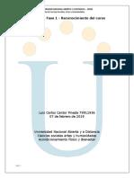 Unidad 1 _ Fase 1 - Reconocimiento Del Curso