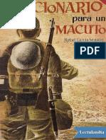 Diccionario para un macuto - Rafael Garcia Serrano.pdf