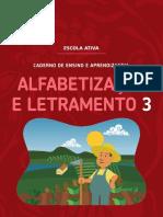 Escola Ativa Alfabetização 3