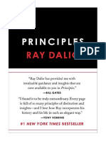 [2017] Principles by Ray Dalio | Life and Work | Simon & Schuster