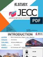 NET CASE STUDY - CONVENTION CUM EXHIBITION, JAIPURE