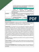 procedimiento selección adquisición almacenamiento y dispensación de medicamentos