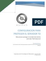 20 - Manual Configurar Para Proteger El Td