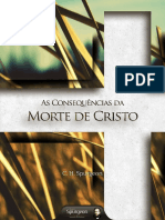 eBook Consequencias Morte Cristo Spurgeon