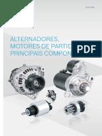 Bosch Catalogo Eletrica Motor de Partida e Alternadores 2019_2020