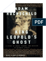 [1999] King Leopold's Ghost by Adam Hochschild |  A Story of Greed, Terror, and Heroism in Colonial Africa | Houghton Mifflin