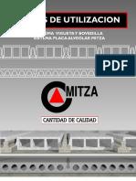 Catalogo Vigas y Placas Mitza