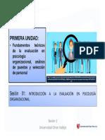 CONCEPTO DE PERFIL DE PUESTO - SELECCIÓN DE PERSONAL