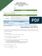 3. Actividad de Inducción SENA