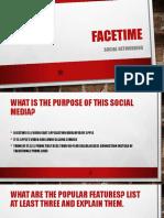 social media presentation edt180
