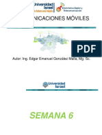 COMUNICACIONES MÓVILES - SEM6