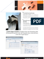 Lantek Integra Products 1p (DE)